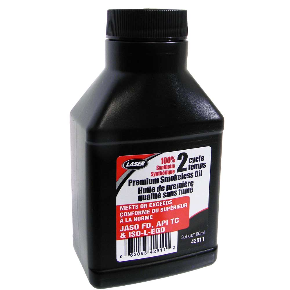 Cutter's Choice Online - Premium Synthetic 2 Cycle Oil 3 4 oz